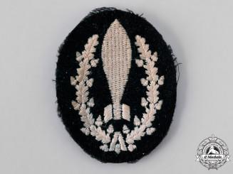 Germany, Heer. A Smoke Troops Proficiency Badge