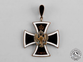 Austria, Imperial. A Patriotic Iron Cross Medal