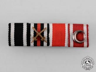 Germany, Imperial. A Gallipoli Star Ribbon Bar