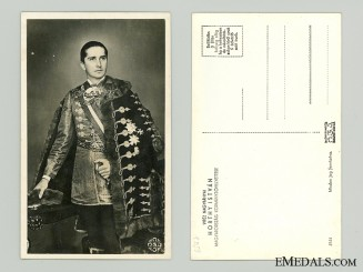 Two 1930's Hungarian Postcards