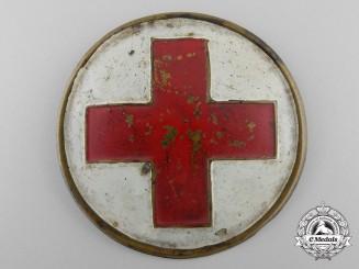 A First War Austrian Red Cross Workers Badge