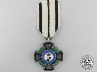 A House Order of Hohenzollern; Third Class