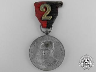 Netherlands. A Scarce 1941 NSB Kerstmarch Medal