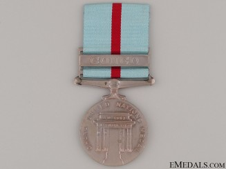 UN Medal for Congo