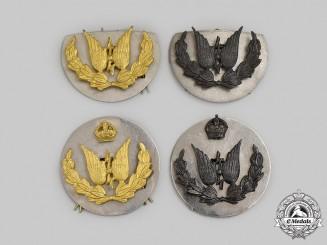 Australia. Four Second War Royal Australian Air Force (RAAF) Wireless Operator Badges