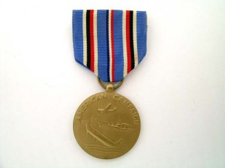 American Campaign Medal 1942
