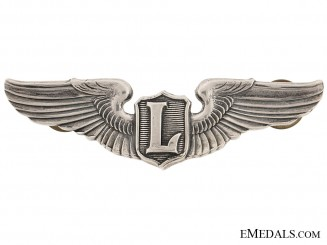 "Second War ""L"" wing for Liaison Pilot"