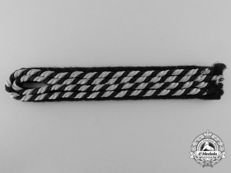 Germany. An Allgemeine-SS EM/NCO'S Shoulder Board