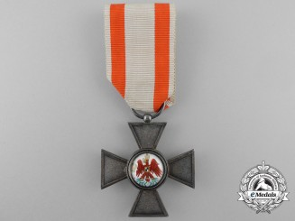 A Prussian Order of the Red Eagle; 4th Class by Wagner