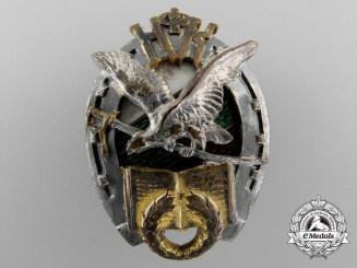Bulgaria, Kingdom. A First War Imperial Cavalry Badge