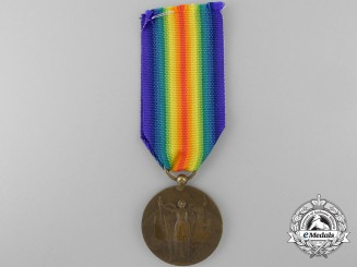 A Rare First War Cuban Victory Medal