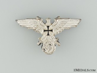 Veteran's Cap Eagle