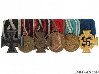 Veteran's Group of Six