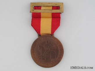 Vizcaya National Uprising Medal 1936-1939