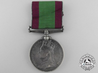 Afghanistan Medal 1878-1880, Private W. Richards, 78th Regiment of Foot