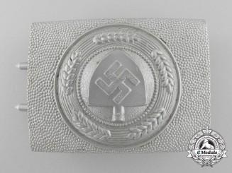 An RAD (Reichsarbeitsdienst) Enlisted Man's Belt Buckle