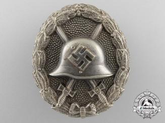 A Legion Condor Wound Badge; Silver Grade