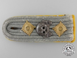 A German 5th Cavalry Regiment Hauptmann's Shoulder Board
