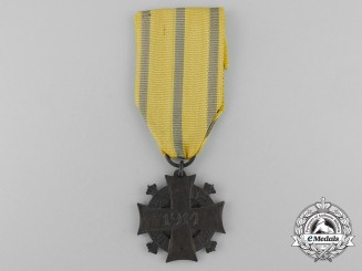 Brunswick. A Lady's War Merit Cross, c.1914