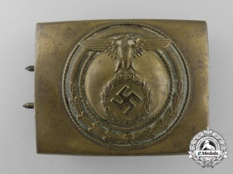 An Early SA/SS Belt Buckle