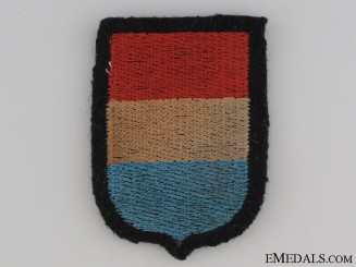 "Waffen-SS Dutch Volunteer""¢¯s Sleeve Shield"