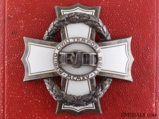 War Cross for Civil Merit; Third Class
