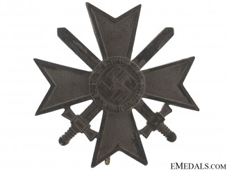 War Merit Cross 1st Class by Deumer