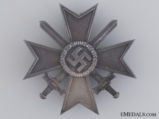 War Merit Cross 1st Class by Steinhauer & Lück