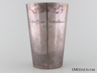 Wehrmacht, Drinking Cup/Shooting Award,1933