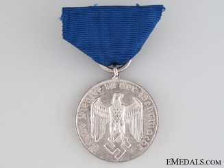 Wehrmacht Long Service Award - 4th Class
