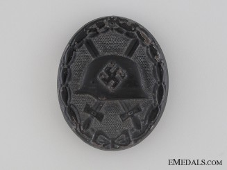 Wound Badge - Black Grade