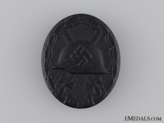 Wound Badge; Black Grade