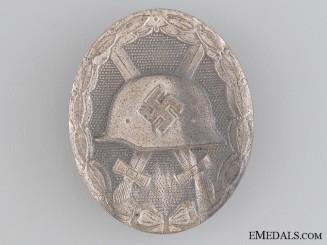 Wound Badge; Silver Grade