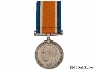 WW1 British War Medal - Royal Artillery