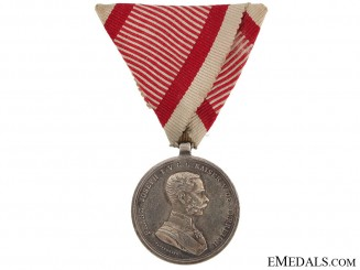 WWI Bravery Medal