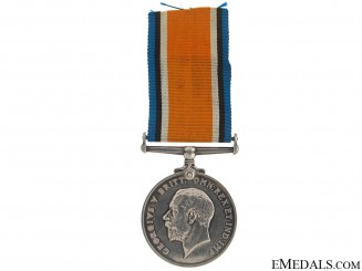 WWI British War Medal - CFA