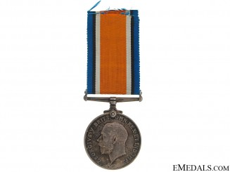 WWI British War Medal - CAMC