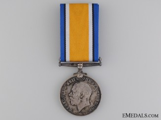 WWI British War Medal to the Canadian Army Medical Corps