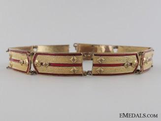 WWI Bulgarian Bracelet