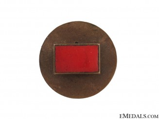 WWI CEF 1st Division Badge
