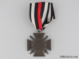 WWI Combatants Hindenburg Cross