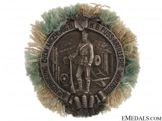 WWI German Veterans Badge