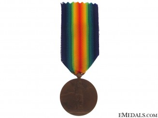 WWI Japanese Victory Medal