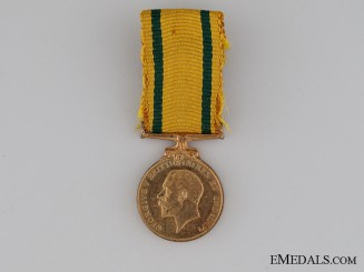WWI Miniature Territorial Force War Medal