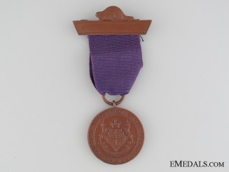 WWI Orillia's Recognition of War Service Medal