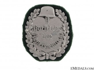 WWI Reservist's Badge, 1914-1918