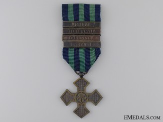 WWI Romanian Commemorative Cross 1916-1918