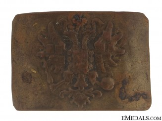 WWI Russian Army Belt Buckle