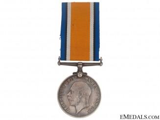 WWI War Medal - 2nd Battalion CEF