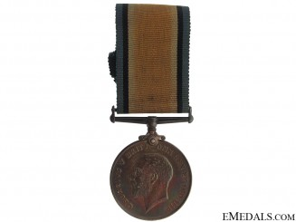 WWI War Medal - 13th London Regiment